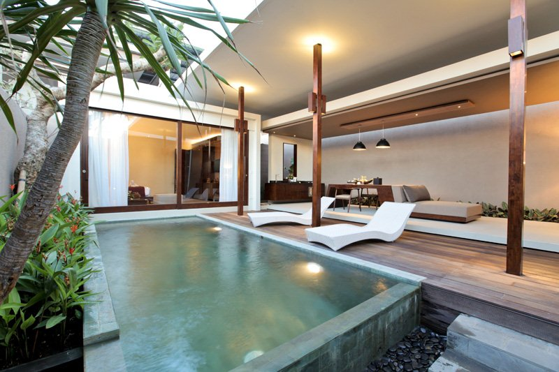 Carik One Bedroom Private Pool Villa